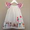 Children On Parade Flutter Sleeve Dress Size 0