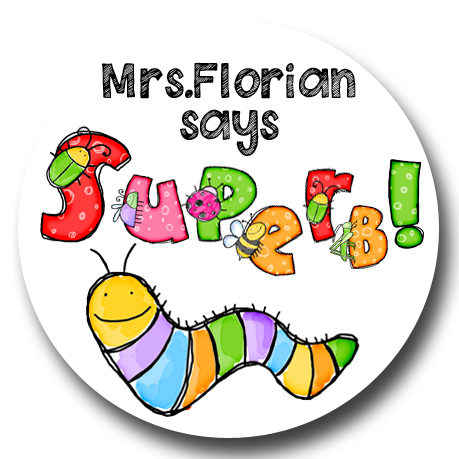 Scribble bugs personalised stickers for teachers
