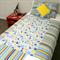 Single Bed Doona Cover, Pillowcase & Cushion