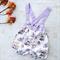 Lilac rosie suspender shorts