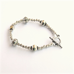 Silver Beach Bracelet
