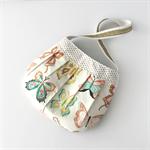 Golden Butterfly Girls Handbag