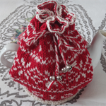 Nordic Christmas Tea Cosy