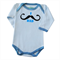 Father's Day - I [Moustache] Dad- Long Sleeves