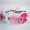 Fairy blossom flower crown By Vintage Fairy