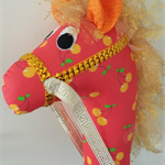 HOBBY HORSE - Peaches - fruitful peaches