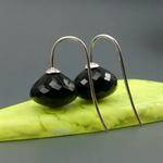 Elegant Spinel Earrings