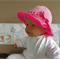 Baby Crochet Sun Hat, Children Bucket Hat, Photo Props Melbourne Australia