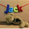 Name Banner, Custom Felt Name Bunting, Personalized Child's Baby Name Wall Art