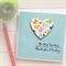 Teacher Personalised card The best teachers teach from the heart fish