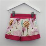 Girls Size 0 Sailor Shorts
