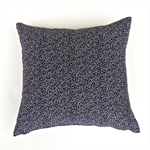 The Screws Cotton Cushion Cover in Black and White