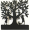 Family Tree #15 woodcut