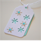 Christmas Snowflakes Gift Tags (Pack of 10)