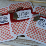 Christmas Gift Card Wallets.