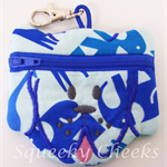 Puppy Coin Purse - Blue