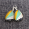 Retrobeam ~ Teardrop Lever Back Earrings