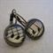Vintage Music Earrings