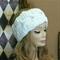 Headband, Chunky Knit, Cable Head band, Womens Ear Warmer, Wool Head Wrap