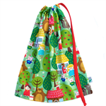 Fairytale Library Bag for School or Kindy. A Durable Toy Bag Kids Will Love!