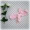 Wide Knot Headband - Pink Spots