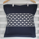 Cot bedding Baby bedding Baby cushion Decorative cot cushion Nursery decor Navy