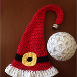 SANTA ELFIN HAT - 