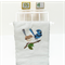 Australian, Blue Wren, Embroidered, Hand Towel