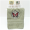 Christmas, Butterfly, Embroidered, Hand Towel, Gift