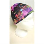 LYCRA SWIM CAP - Rainbow disco