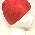 LYCRA SWIM CAP - Red Mermaid