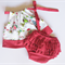 Miss Xmas Owl Pillowcase Top & Matching Bloomers - Perfect Christmas Outfit