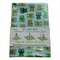 Highchair Mat/ High chair floor mat Splash Mat Froggy Print 1mx70cm