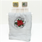 Christmas, Poinsettia, Embroidered Hand Towel
