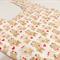 Handmade Baby Bib - Christmas Reindeers