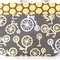 Makeup Purse - Pouch - Bicycles - Free Shipping/Postage