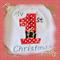 1st Christmas Modern Cloth Nappy - Santa Jacket