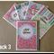 5 x Christmas Cards