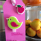 Childrens Gift Tag -Birdie