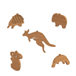 Australian Animal Ornaments