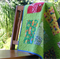 Baby Boy Quilt or Toddler Quilt - Crib Quilt - Play Mat or Floor Mat