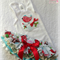 Christmas Bird Rufflebutts and Singlet