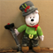 Knitted Toys, Hedgehog Lucky Chimney Sweep Toy Knitted Animals, Stuffed Animals