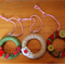 3 x Mini Wreaths