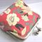 Pink springtime coin purse