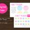 21 Day Habit Tracker Planner PDF Printable