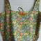 Medium market bag. Eco friendly - reversible and reuseable.