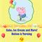 Peppa Pig-George - Digital Party Invitation