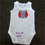Onesie  Size 00   READY TO POST