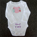 Onesie  Size 0   READY TO POST